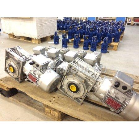 Мотор-редуктор NMRV063-7.5-373-1.5