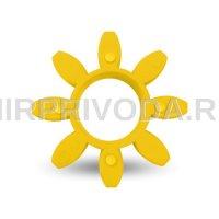 Упругий элемент  GET 28-38 (желтый)