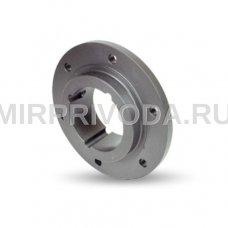 Ступица с крепежным фланцем D=120 мм для Taper Lock 1210