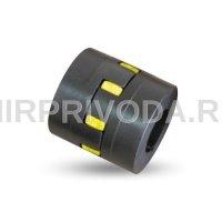 Муфта GE-T 48-60 E-E Yellow TL-GHI iron TB