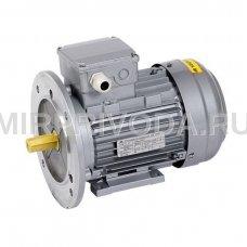Электродвигатель W22 132S 4P 5.5/1500 IP55 CLF B35 WEG