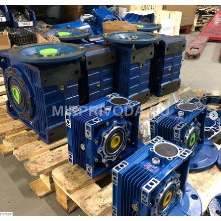 Мотор-редуктор NMRV050/110-400-3,5-0.75