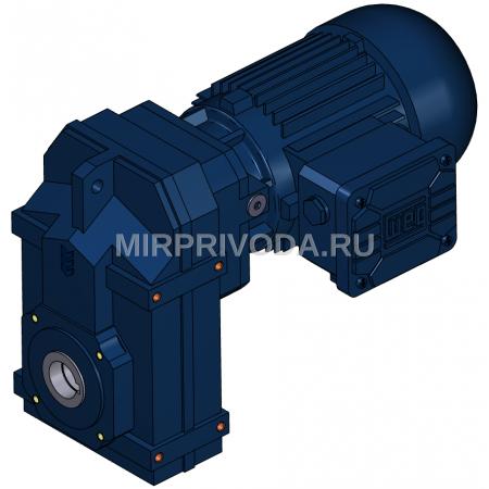 Мотор-редуктор ASA 66A 3B 90S/L-04F-TH-TF(i=57.50)