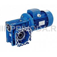Мотор-редуктор NMRV063-7.5-200-0.55/1500