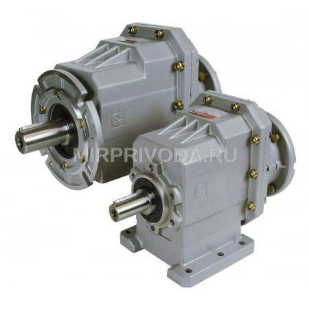 мотор-редуктор CHC 20 F 5.7 P80 B3 CHT 80A 2 B14 230/400-50 IP55 CLF W