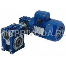 Мотор-редуктор NMRV025/030-300-4.7-0.09-PS2