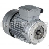 Электродвигатель AT 71B 4 B5 (0.37/1500) с тормозом