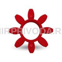 Упругий элемент  GET 55-70 (красный)