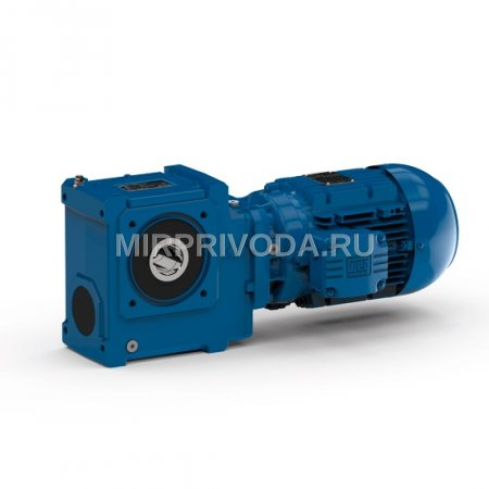 Мотор-редуктор SUA 609А 3B 112М-04Е-BBRHGD50-ZWM (i=49.94 D50 H60)