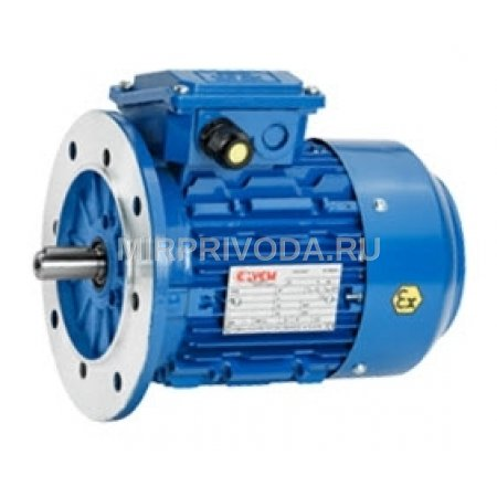 Электродвигатель 6SH 132MA4 KW 11 P4 230/400V-50HZ B5