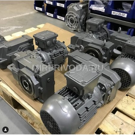 Мотор-редуктор ASA 56A 3B 112M-04E (i=18.94, d=35mm)