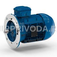 Мотор W22 180L  4P 22кВт/1450об.мин. 380/660В, Лапы, IP55, 50 Гц