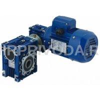 Мотор-редуктор NMRV030/063-225-6.7-P63-B5-0.18/1500