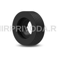Шкив поликлинового ремня Micro-V PPV-J D=80/8 TB1610