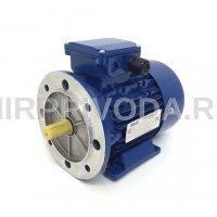 Электродвигатель MS 7114-0.37/3000-B14 BRAKE