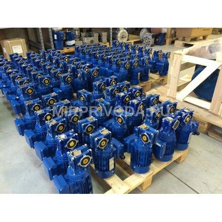 Мотор-редуктор NMRV063-10-140-1.1