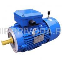 Электродвигатель MSEJ160L6-11,0/1000-B3 с тормозом