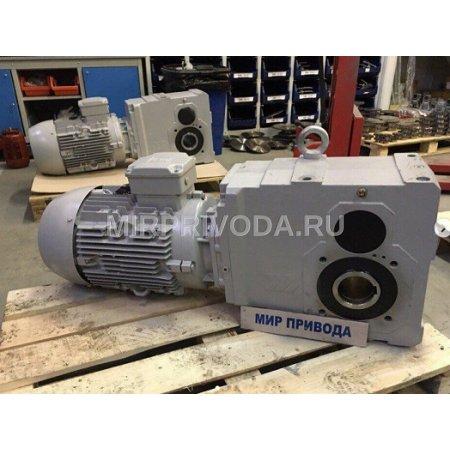 Мотор-редуктор KUA 86A 3B 132S-04E-TH-TF